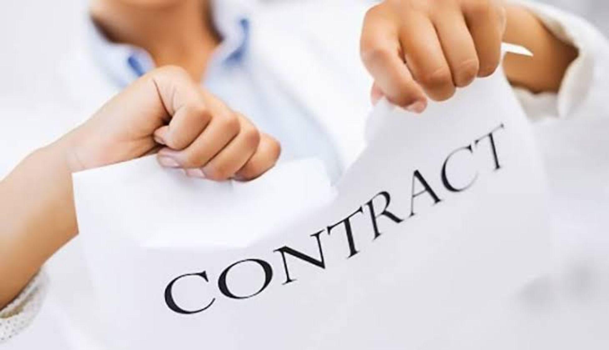 Оспаривание договора аренды
